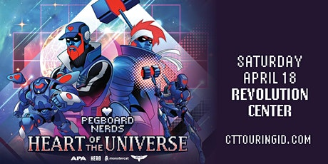 Pegboard Nerds tickets