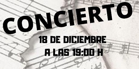 Concierto Escuela de Música entradas