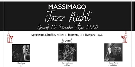 Massimago Jazz Night biglietti