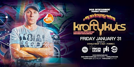An Evening with Krafty Kuts (2 SETS) tickets