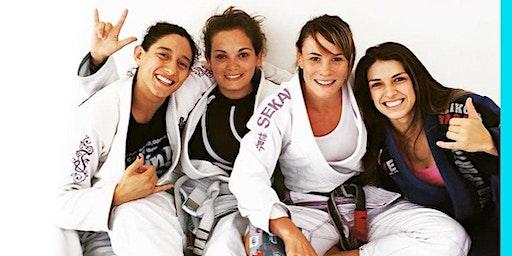Sophia McDermott Jiu-Jitsu Seminar