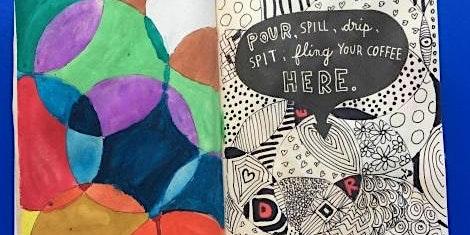 Art Journal Class-Teen