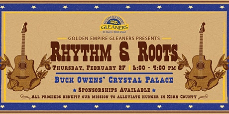Rhythm and Roots! tickets