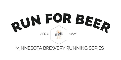 Beer Run - Utepils Brewing | 2020 Minnesota Brewery Running Series