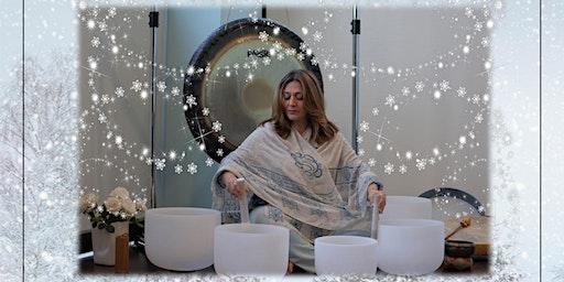 New Year's Day Meditation/Sound Bath Event