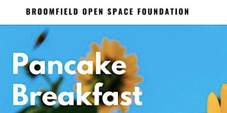 BOSF Annual Pancake Breakfast Fundraiser