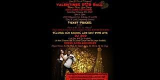 Valentines R & B Ball