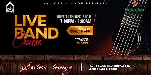 Liveband Cruise Sunday