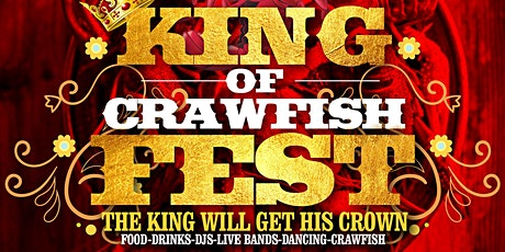 King of Crawfish Festival- Houstons biggest ALL YOU CAN EAT event tickets