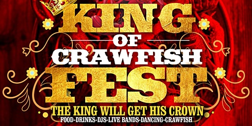 King of Crawfish Festival- Houstons biggest ALL YOU CAN EAT event