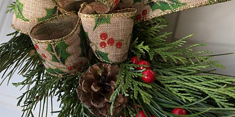 Festive Holiday Wreath Making Extravaganza tickets