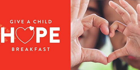 CASA's Give a Child Hope Breakfast 2020 tickets