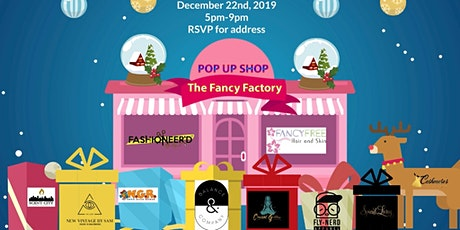 Pop-Up at the Fancy Factory tickets