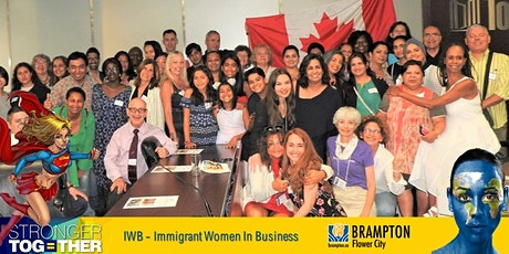 IWB Brampton Chapter Launch. Networking and Inspirational Leadership Event tickets