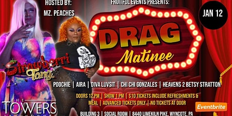 Drag Matinee tickets