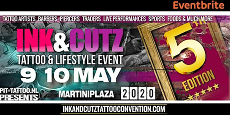 5th International Ink&Cuttz Tattoo and Lifestyle event tickets