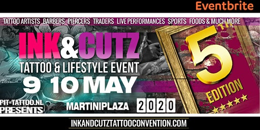 5th International Ink&Cuttz Tattoo and Lifestyle event