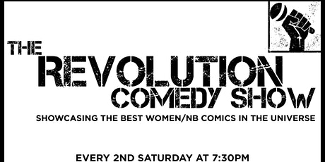 The Revolution - Stand Up Comedy Show tickets