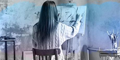 Engaging Millennial Minds // THE HEALING POWER OF ART tickets