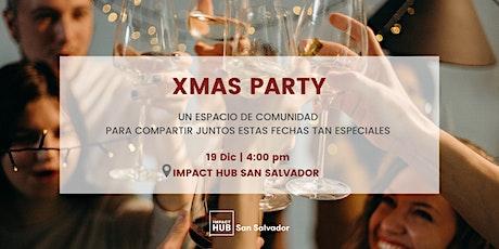Impact Hub Xmas Party boletos