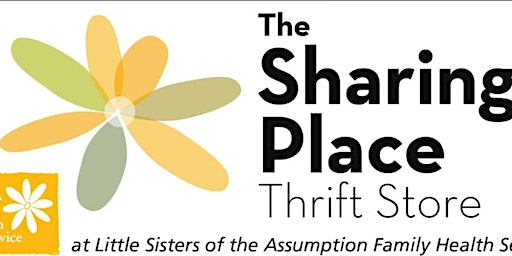Designer Sale at The Sharing Place Thrift Store