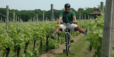 Classic Wine Country Bike Tour - in Long Island, NY - $98 + add-ons tickets