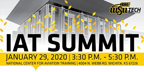 IAT Summit 2020 tickets