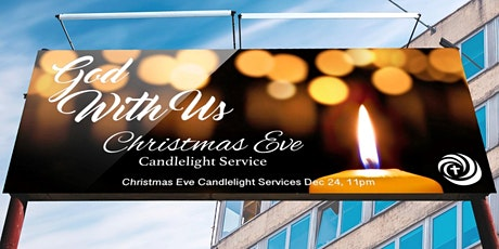 Christmas Eve Candlelight Service 2019 tickets