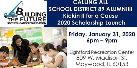 SD89 Ed Foundation Kickin It for a Cause Scholarship Launch tickets