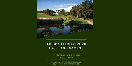 NFBPA - FORUM 2020:  Swing for Scholarships Golf Tournament tickets