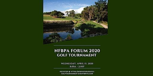 NFBPA - FORUM 2020:  Swing for Scholarships Golf Tournament