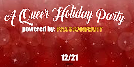 A Queer Holiday Party!!! tickets