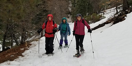 Big Bear's Winter Trails Day - Free Snowshoe Tour tickets