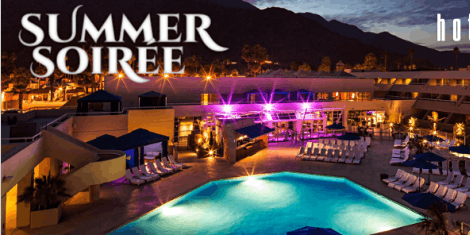 Summer Soiree - A Complete Resort Takeover