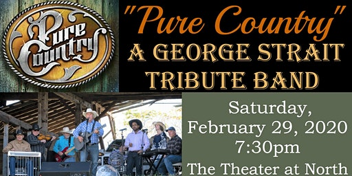 """Pure Country"" The George Strait Tribute"