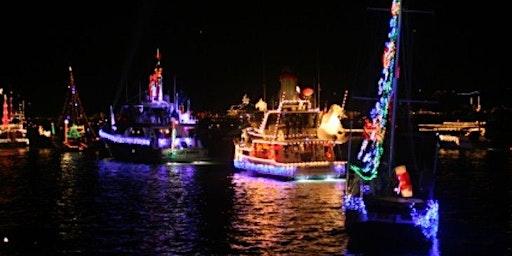 Lake Monroe's Lighted Boat Parade Viewing