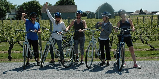 Private Guided Brewery & Vineyard Tour for 7 people - $759 in New York (LI)