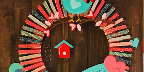 Valentine's Wreath Craft Night tickets