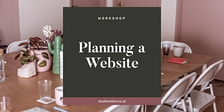 Planning a Website for Small Creative Businesses  tickets