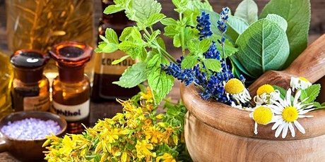 Nutrition & Healing with Cultivated Herbs tickets