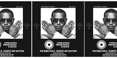 Operation Prefrontal Cortex - Director X Art Night at Broken Cage Gallery tickets