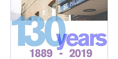 St Hilda's East 130th Anniversary Reception tickets