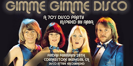 Gimme Gimme Disco - A 70's Disco Party Inspired By ABBA tickets