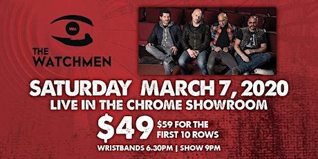 The Watchmen tickets