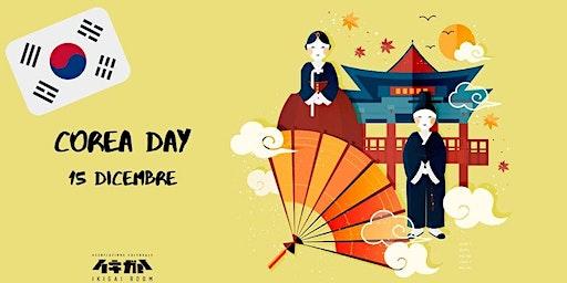 Corea Day - Giornata dedicata alla cultura coreana!