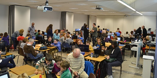CoderDojo Limerick 14th Dec 2019