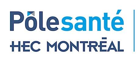 Séminaire Pôle santé HEC Montréal | « CPSS : un nouvel outil pour évaluer.. tickets