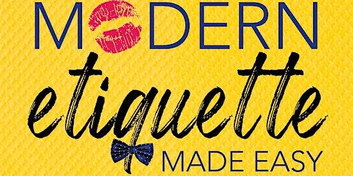 Modern Etiquette Made Easy: Free Etiquette Course @ Draper James Nashville