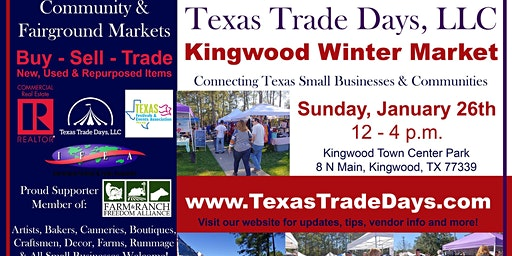 Texas Trade Days: Kingwood Market