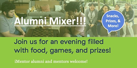 PSP Alumni Mixer tickets
